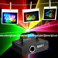 dmx Dynamic Stage Starry Effects Disco Laser Light Projector RGB laser Lights