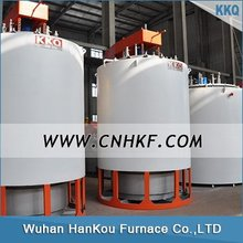 Saving energy and fully automatic carbonization furnace