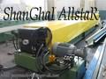 De aluminio / de cobre bajantes máquina formadora de rollos, De metal redondo bajantes que forma la máquina