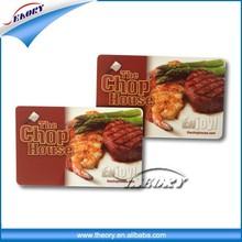 Seaory Brand Shenzhen factory sell cheap LF PVC EM4305 card