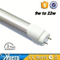CE ROHS approval 9W tubet8 led tube light 0.6m