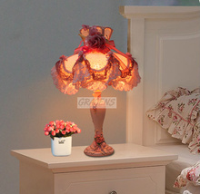 Decorative Lighting with CE UL for Brand shop gold table lamp