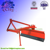 High efficiency land leveling scrapers for 20hp tractors