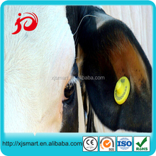 Hot selling!!! Animal ear tag for cattles/pigs/cow tracking