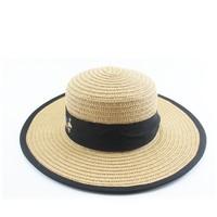 2015 promotion summer Australia straw cowboy hat sombrero straw hat wholesale