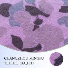 Printed Merino Wool Knitted Fabric,woolen woven fabric