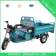 supplier comfortable electric tricycle scooter for cargo tricycle