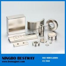 Super Strong N35/n38/n42/n45 Permanent Magnet/neodymium magnet