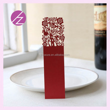 chinese wedding decorations supplies pearl paper bookmark SQ-28