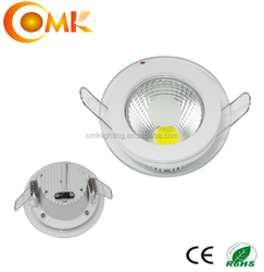 5W/10W/15W COB led downlight OMK-TDA004 with driver