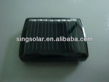 1W High Efficieny Epoxy Solar cell Panel manufacture