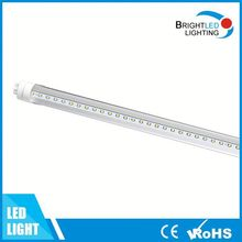 2012 high lumen smd 18W 4ft T8 LED tube (frosted and transparent)