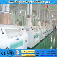 2015 hot sales FMFJ manual type flour mill milling machine maize milling machine manufacturers