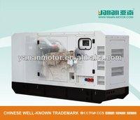 6BT5.9-G2 Water-cooled Silent Type Diesel Cummins Synchro Generator