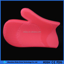 facial massager portable rubber gloves for massage, suit for face