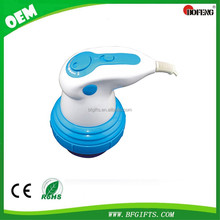 Electronic relaxing body massager, spine body massager for slimming