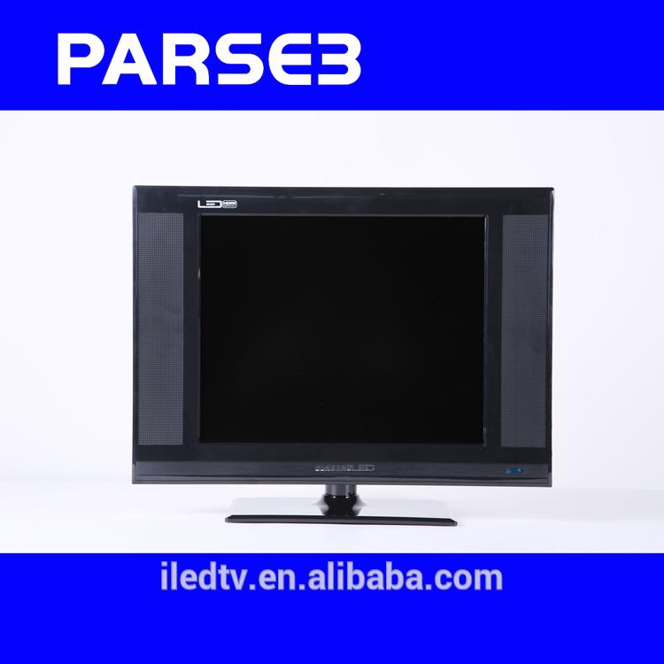 حار بيع 17 باس بوصة تلفزيون led مع المعدن