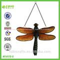 colgando de los animales de resina moderna dragonfly decoración de la pared