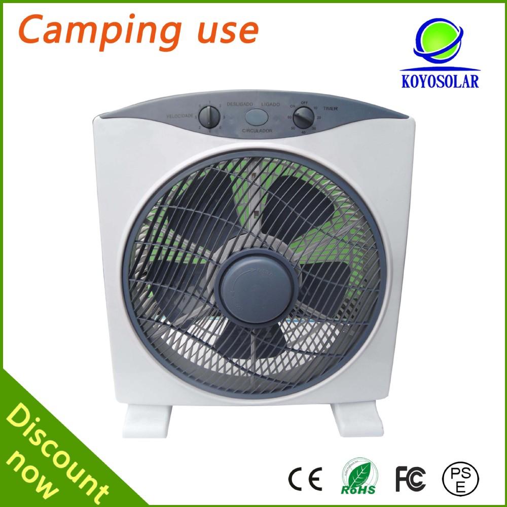 Small Box Fan : Guangzhou trade assurance supplier dc v solar box fan