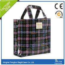 hot sale cosmetic pvc bag,plastic shopping bag