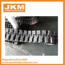 rubber track chain for snowmobile,rubber track for snowmobile/small vehicle