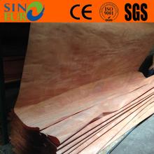 Exact thickness 0.3mm+ Grade A/B/C/D/E natural keruing wood face rotary cut veneer