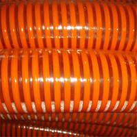 pvc water drain flexible pipes and tubes manufacture