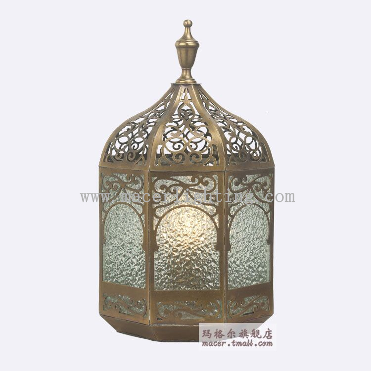 T008 Arabic Reading LampDesk LampTable Lamp For Moroccan