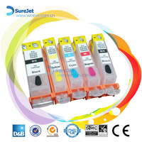 Winrun inkjet cartridge PGI525 CLI526 with reset chip for Canon pixma IP4850
