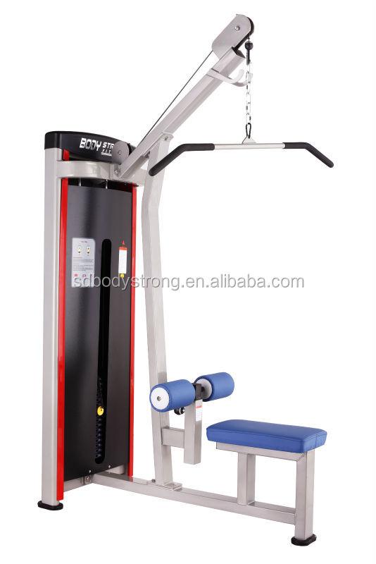 used lat pulldown machine