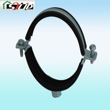 rubber steel galvanized heavy hose clip types