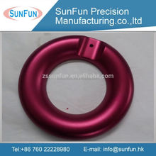 Pricision target sourcing cnc machining service