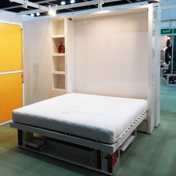 Murphy Bed Name Origin: Folding Wall Bed,Muphy Bed,Transformable Bed,Hidden Wall