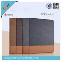 2015 Newest Multicolor Leather Case Cover For Ipad Pro leather Case with new design