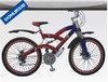 Cool Style 26 inch 21 speed full Suspension MTB Mountain Bike made in China