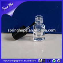 15ml glass nail polish bottle, screw-on top, free samples, Alibaba Supplier