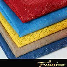 glitter shoe leather fabric/Fashion wholesale shiny glitter leather for shoes/pu leather products glitter fabric for shoe