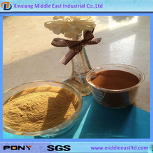 henan xinxiang middle east industrial co,ltd sodium ligninsulfonate