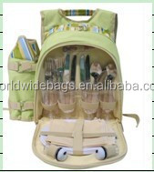Fashion Design Picnic Bag Set Thermal Cooler Bag