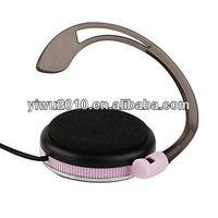 Hook Style Noise Isolation Headset (3.5mm Jack/130cm Cable)