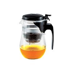 China factory good quality glass tea pot samovar russian