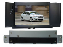 """7""""Touch Screen For Citroen C4L DS4 Car Radio DVD Player CANBUS Citroen C4L DS4 GPS Navigation Multimedia Video Radio System"""
