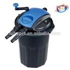 Efu-1000a/15000a jardim bio filtro