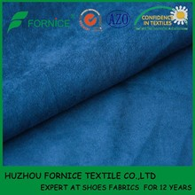 China manufacturer 100%polyester knitted ultra suede fabric for car seat