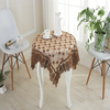 Popular New Design Reasonable Price hand made table cloth