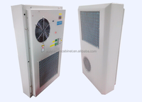 HE06-80SEH/01 80W/K Top Mounted Air To Air Tube Heat Exchanger For Outdoor Base Station Cabinet, UPS Room