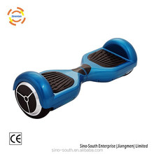 Self smart two wheel electric standing balance scooter