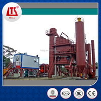 New brand for 30 years experience bitumen mix plant 80t/h LB1000 hot sale asphalt mixing plant price