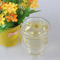 Wide mouth children safe drinking 200ml eco-friendly glass tea cup
