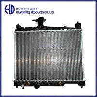 Whoelsale aluminum radiator cooling fan motor brushes